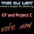 Vote for GT and Project C at The DJ List!